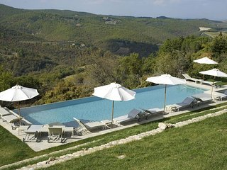 4 bedroom villa in Tuscany