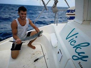 Catamaran luxurious and dream team to enjoy San Blas