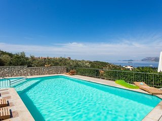 Apartments Villa Bell Memories-Studio Apartment with Balcony and Sea View (A2)