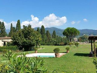 Casale Ottavia: 4 bedroom villa near Lucca