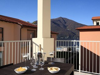 3 bedroom apartment, Lake Maggiore