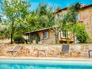 Fonte Cicerum: 5 bedroom villa in Umbria