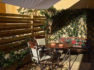 cozy with garden