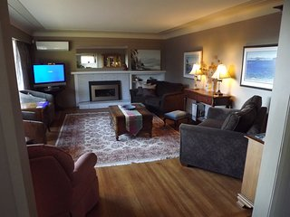 Eaglesview escape by the Sea - Royston Vancouver Island BC - Executive Rental