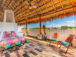 Eclectic Villa for Nature Lovers & Zen Seekers ❤️