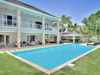 Golf Front Villa with amazing Views in Puntacana Resort & Club