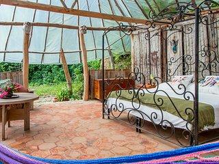 Los Arboles a Historic Palapa Style Home