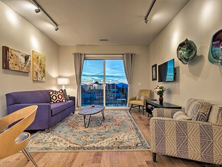 NEW! Modern Condo w/Balcony In Downtown Asheville