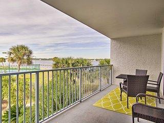 NEW! Gulf Shores Condo w/Pool, Spa & Beach Access!