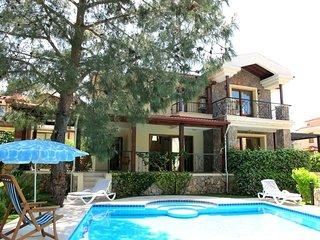 AX03-Oludeniz 3Bedroomed Villa