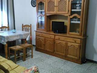Spacious apartment in Conil de la Frontera with Washing machine, Terrace