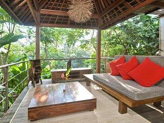 Two Bedroom Valley Pool Villa Ubud