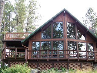 Custer Granite Reef Cabin