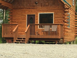 Ak Vacation cabins / Woodland Hollow Log Cabin