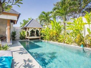 3BDR Clasic Homey Villa Seminyak Area