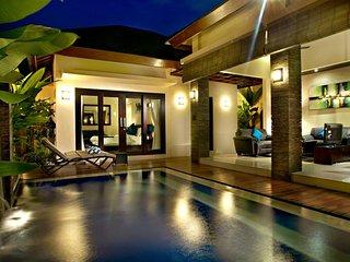 Spacious 2BDR Homey Villa Seminyak Area