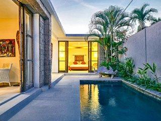 Seminyak 2BDR Simple Villa