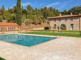 6 bedroom Villa in Fonte del Mazza, Tuscany, Italy - 5741230
