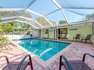 2BR, 2BA Wilton Manors House on Middle River – Near Downtown Ft. Lauderdale