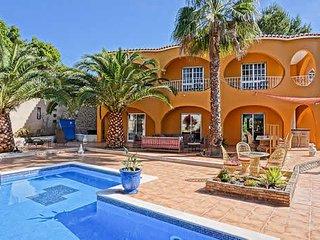 7 bedroom Villa in Alcantarilha, Faro, Portugal : ref 5741305