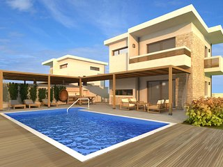 2 bedroom Villa with Pool, Air Con and WiFi - 5741294