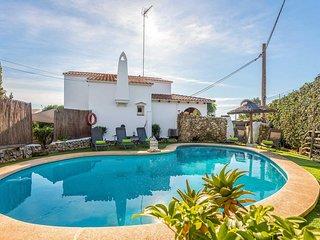 3 bedroom Villa in Punta Prima, Balearic Islands, Spain - 5741300