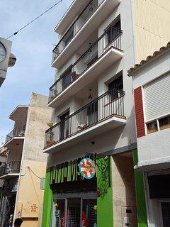 Fachada Mandala apartments