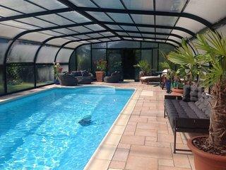 Nice villa with garden & terrace