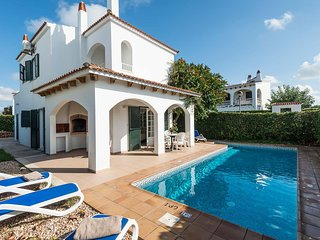 3 bedroom Villa in Cala Blanca, Balearic Islands, Spain - 5741244