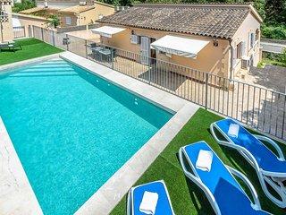3 bedroom Villa in Sant Vicent de sa Cala, Balearic Islands, Spain - 5741249