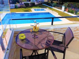 apartment, 200 m from the beach, with sea views