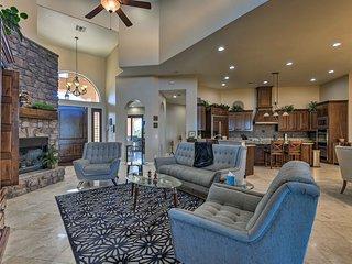NEW! Scottsdale Home w/Pool & Hot Tub Near Golf!