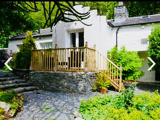 The Dove Cot 4* romantic cottage Ambleside