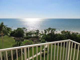 Beach View Condo w/ Free WiFi, Balcony, Resort Pool & Tennis Access