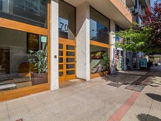 Confortable departamento con piscina - Comfortable apartment with pool