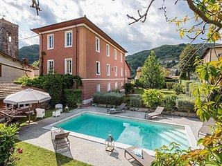 5 bedroom Villa in Loppeglia-Fiano, Tuscany, Italy - 5743938