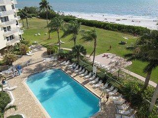 Estero Beach & Tennis 206B - WiFi, BBQ & Heated Pool Access