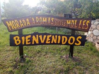 CABANAS A 10 MINUTOS DE MERLO, SAN LUIS