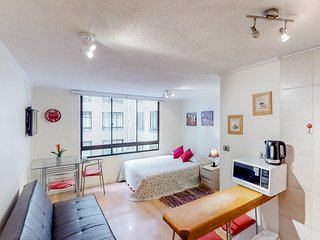 Classic apartment with kitchenette & an amazing central location