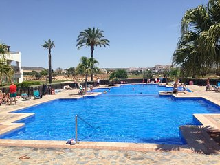 Casa Hacienda - A Murcia Holiday Rentals Property