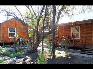 Eden overnight cabins (Cabin 2)
