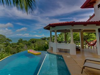 Spacious home w/ ocean views & a private pool - near beaches, wildlife, & dining
