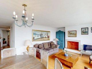 Amplio departamento con balcon privado - Large apartment with private balcony