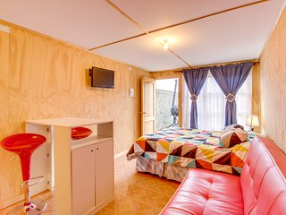 Pequeña y acogedora casa, aceptan mascotas - Small and cozy house, pets friendly