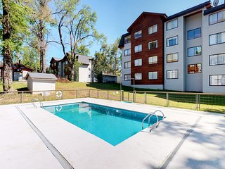 Depto. cerca de la ciudad y el lago - Ground-level apartment near town and lake