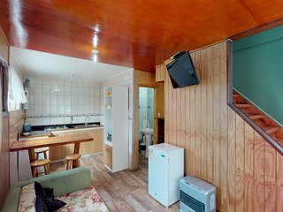 Cabana con kitchenette y buena ubicacion - Cabin w/ kitchenette & good location