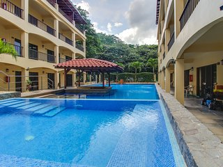 Modern condo w/ shared pool, jungle views & nearby beach access!