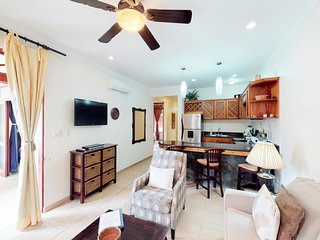 Beautiful oceanfront condo w/ shared pool - beach and attractions nearby!