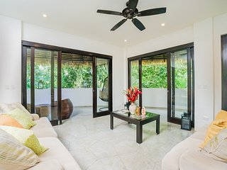 NEW LISTING! Welcoming, open-air suite with large patio and easy beach access