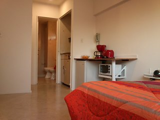 Comfy Studio great located at San Telmo, Luminoso, acogedor buena ubicación 2pax